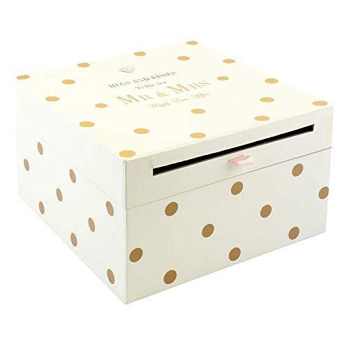 Mad Dots Sammelbox für Hochzeitskarten
