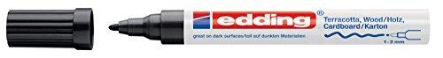 edding Mattlack-Marker edding 4040 creative, 1-2 mm, schwarz