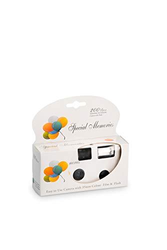 Einwegkamera Party Ballon Weiße Hochzeit Einwegkameras Hochzeit Kameras