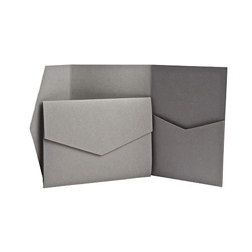 Dove Grey, matt, jeweils 130 mm x 185 mm grau