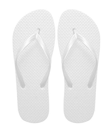 SUGAR ISLAND Damen-Mädchen-Herren Flip Flop Summer Beach Pool Schuhe