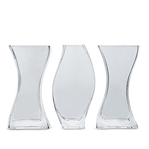 Sandzeremonie Vasen 3-teilig Vasenset Tischdekoration Dekoration 8246