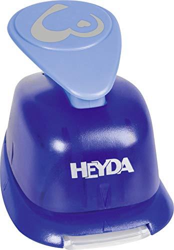 Heyda 203687704 Heyda 203687704 Motivstanzer groß Motivgröße: ca. 2,5 cm, Motiv: Pop up Herz