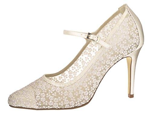 Elsa Coloured Shoes Rainbow Couture Brautschuhe Adora