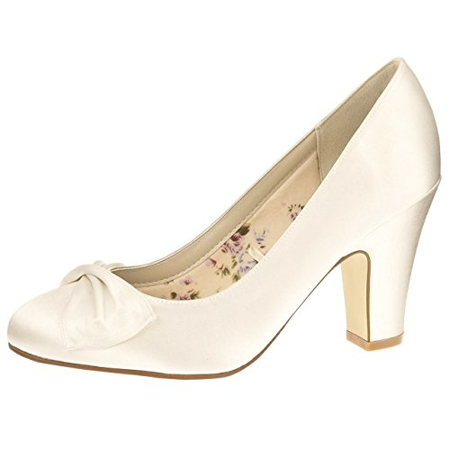Elsa Coloured Shoes Rainbow Club Brautschuhe - Dinah