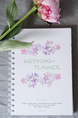 Freie Trauung I Hochzeitsplaner, Wedding Planner, Ringbuch