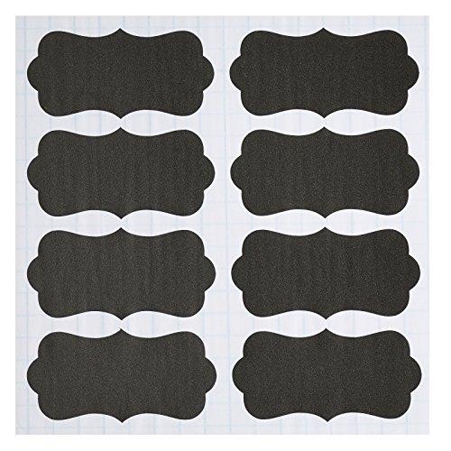 Tafelfolien-Sticker Design, a 3 Bögen a 8 Sticker