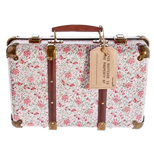 Vintage Koffer 'Blümchen' von Sass & Belle
