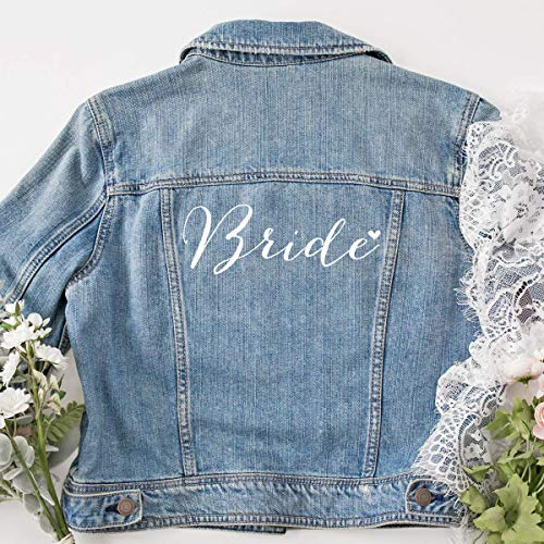 """Jeansjacke """"Bride"""""""