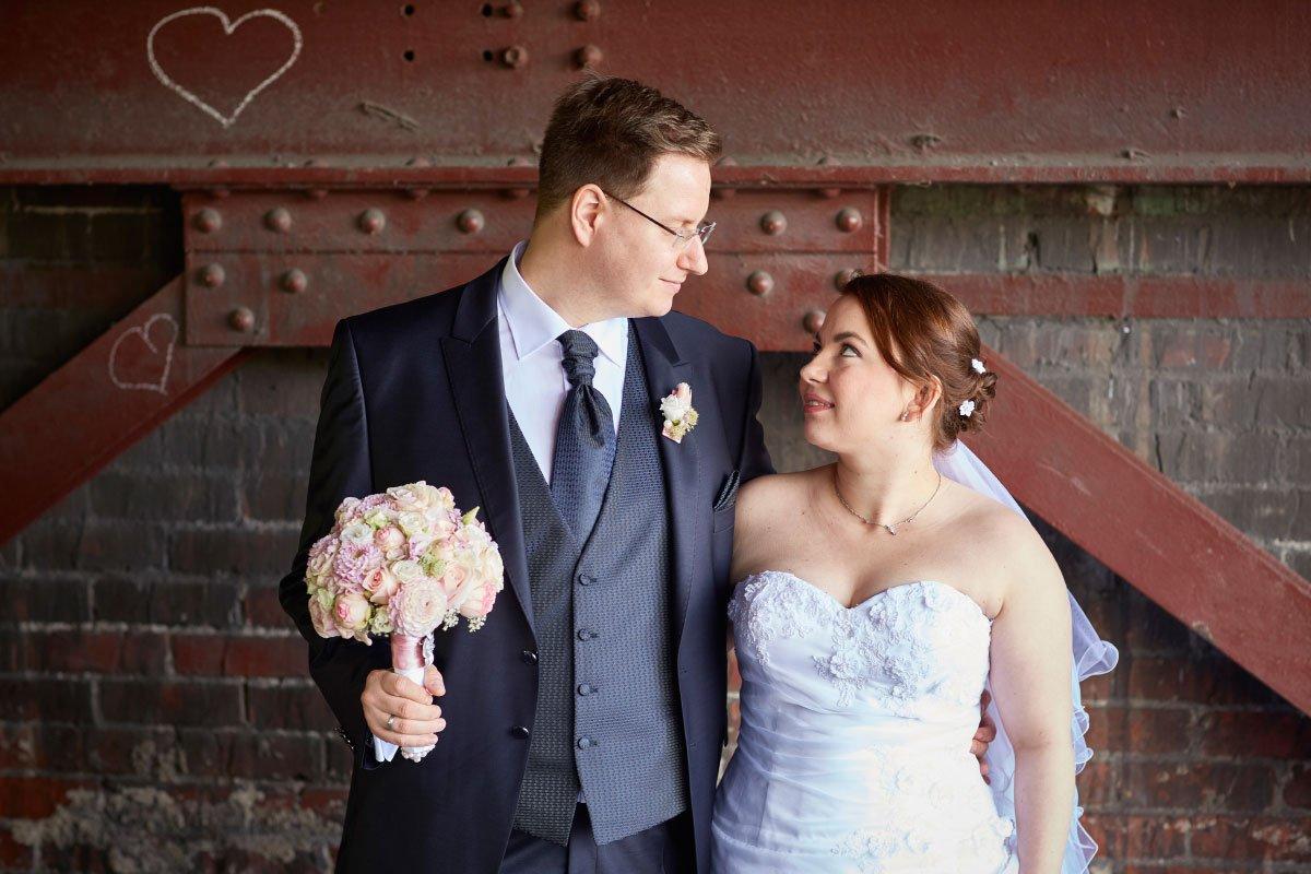"""Sandra & Jan Metzmacher – Die Beiden hinter dem Hochzeitsblog """"Liebe zur Hochzeit"""""""