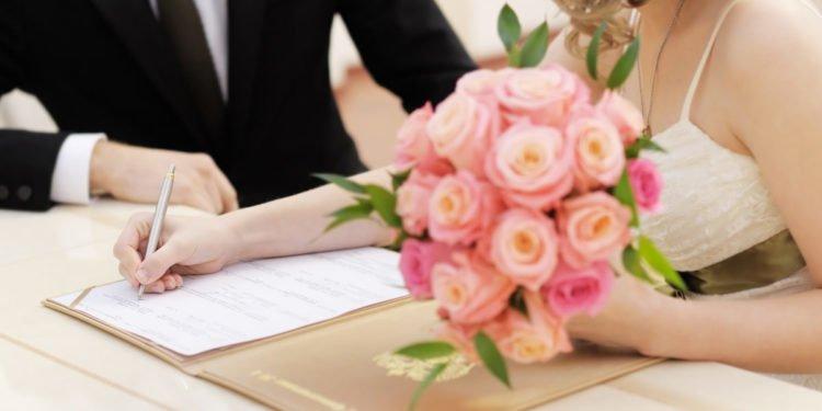 Der Neue Name Nach Der Hochzeit Heirat Namensanderung