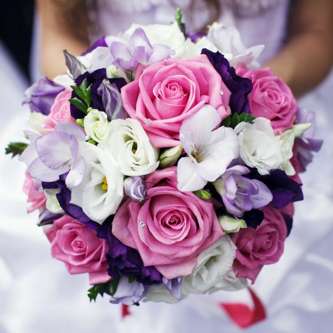 Beautiful Wedding Flowers Bespoke Bouquet Ideas: Wann Gibt Es Welche Blumen Für Den Brautstrauß?