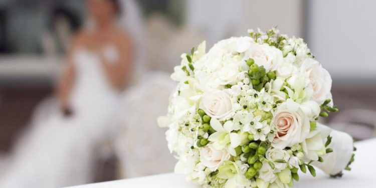 Wann gibt es welche Blumen für den Brautstrauß?