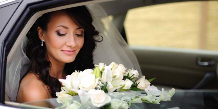 Wer sucht den Brautstrauß aus?