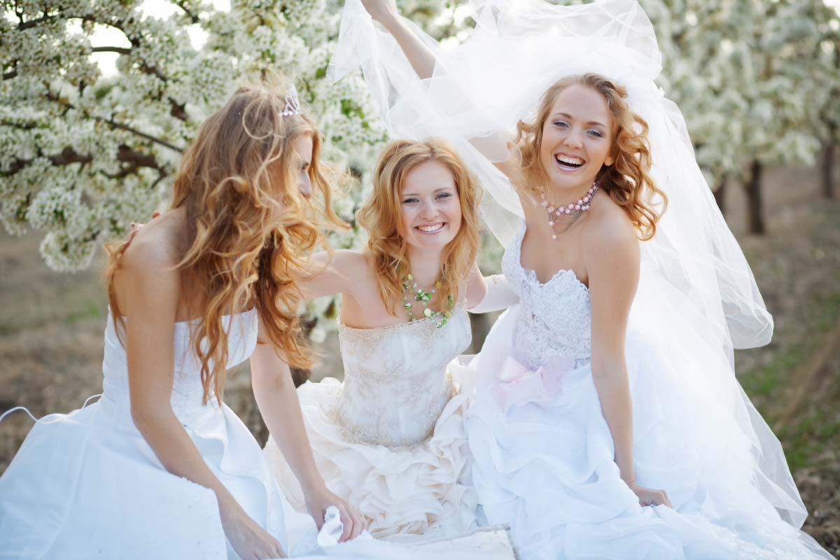 Aufgaben der Brautjungfern / Bridesmaids der Braut für die Hochzeit