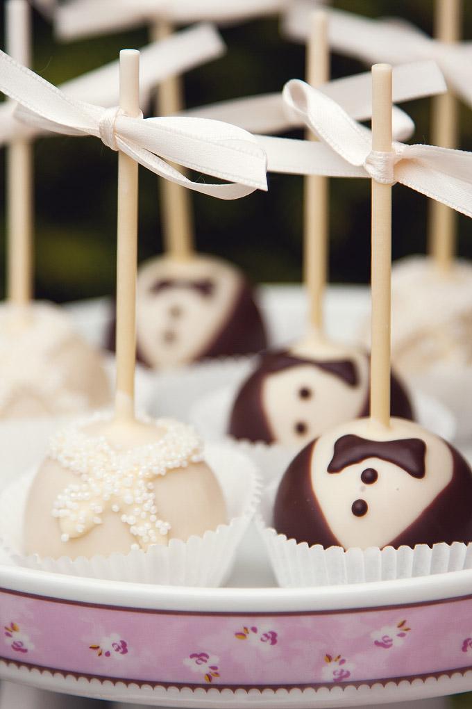 Eine Candybar Fur Die Hochzeit Im Vintage Stil