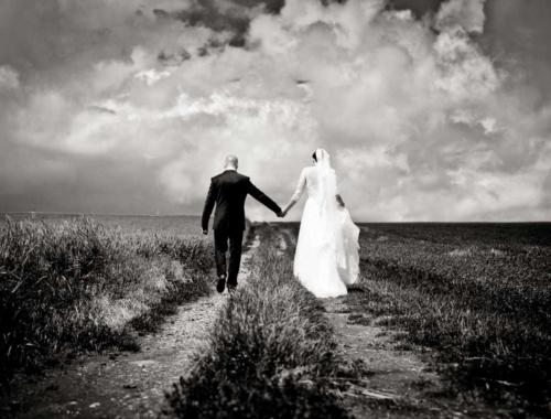 Eine Hochzeit in Mittelsachsen