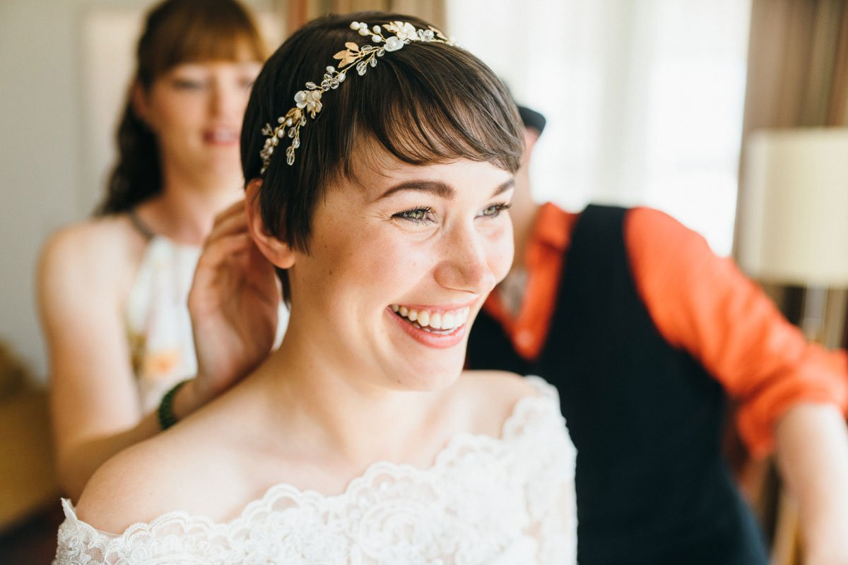Tolle Brautfrisuren Für Kurze Haare Liebe Zur Hochzeit