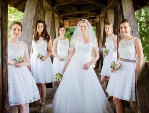 Wie aus einer Lagerhalle eine wunderschöne Hochzeitslocation wird