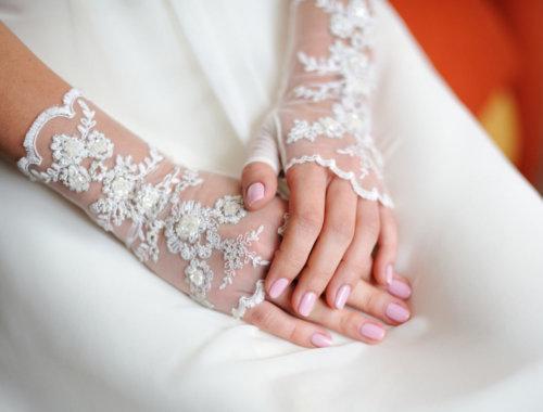100 Beispiele für die Fingernägel der Braut am Tag der Hochzeit