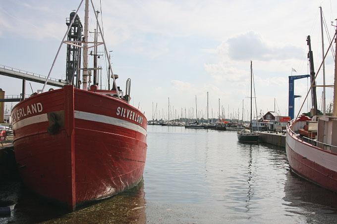Burgstaaken - der Hafen auf Fehmarn Bild 1