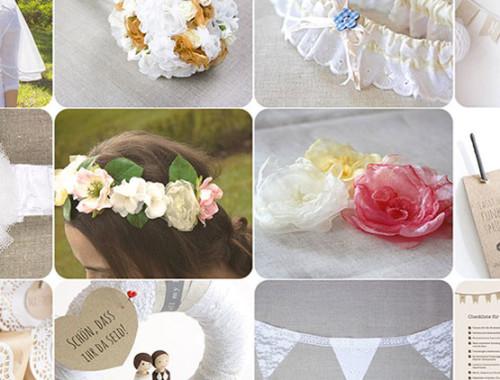 DIY: 15 Gratis-Anleitungen und Schnittmuster zur Hochzeit