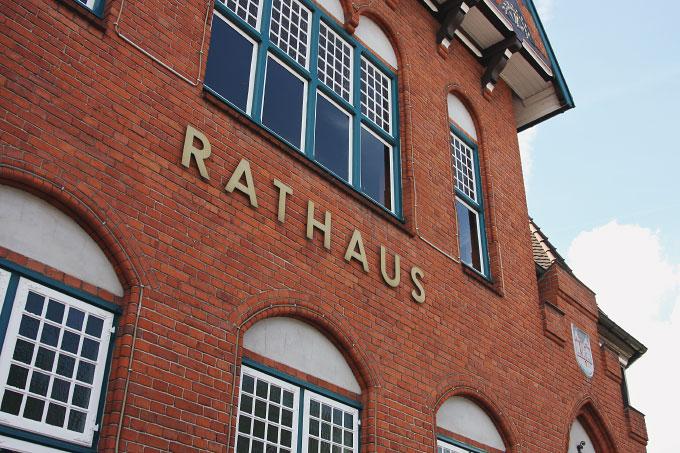Rathaus in Burg auf Fehmarn Bild 3