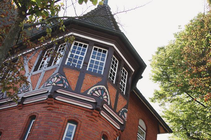 Rathaus in Burg auf Fehmarn Bild 2