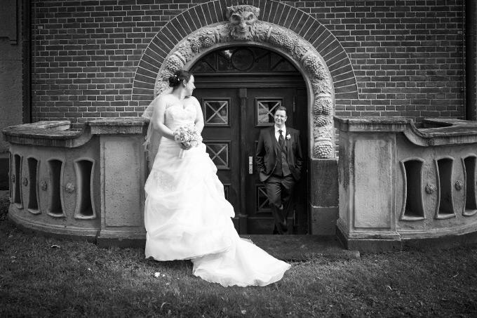 Unser Paarshooting zur Hochzeit Bild 1