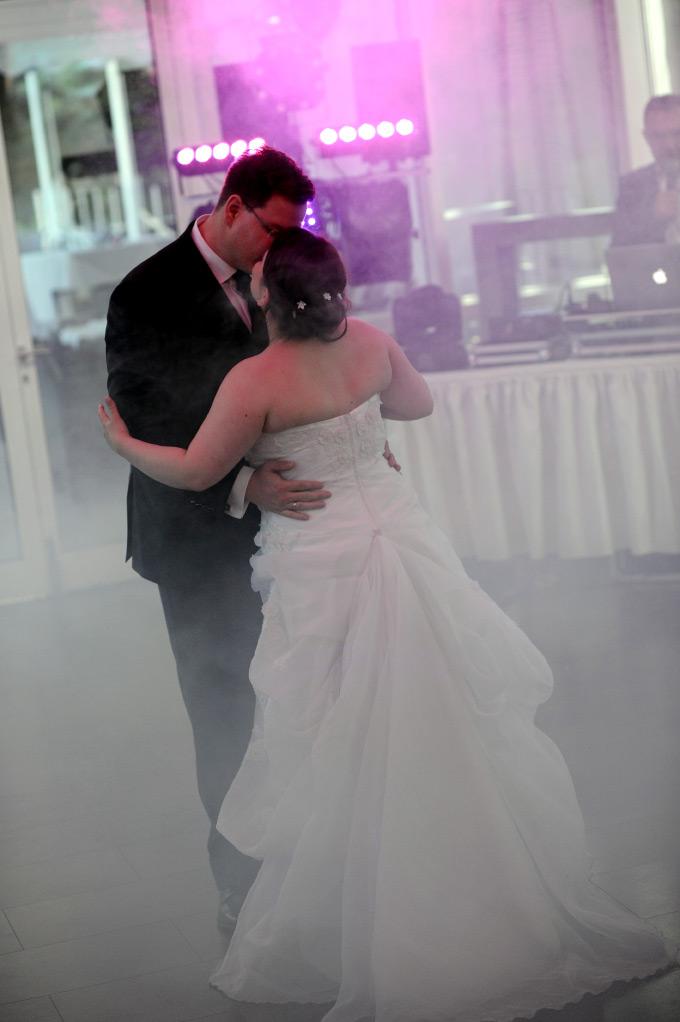 Der Eröffnungstanz bei unserer Hochzeit / Hochzeitsfeier Bild 2