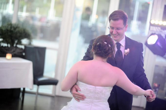 Der Eröffnungstanz bei unserer Hochzeit / Hochzeitsfeier Bild3