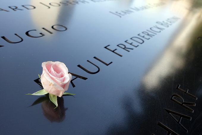 9/11 Memorial in New York City Bild 2