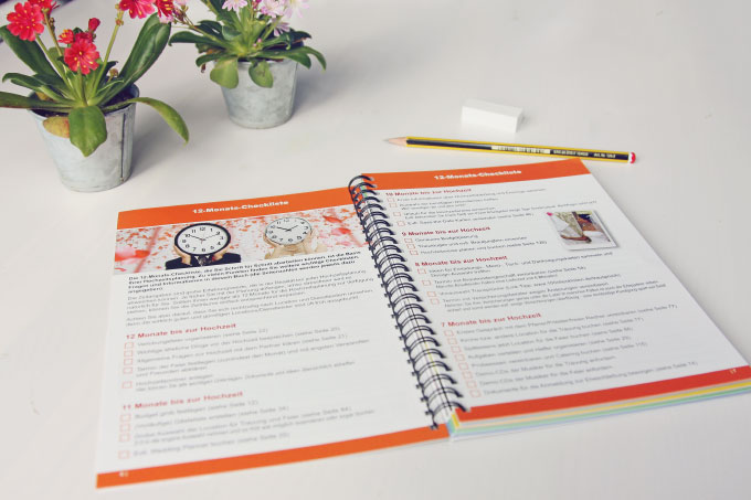 Buchtipp 100 Hochzeit-Checklisten Das Hochzeitsbuch Bild 1