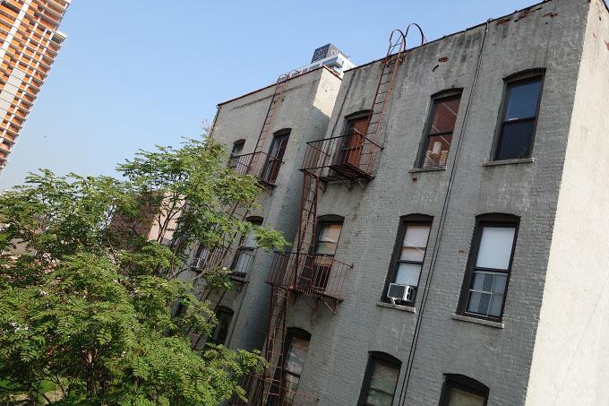 Haus in New York City