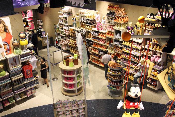 Disney Store New York City Bild 2