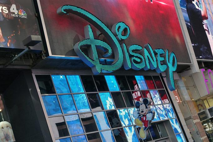 Disney Store New York City