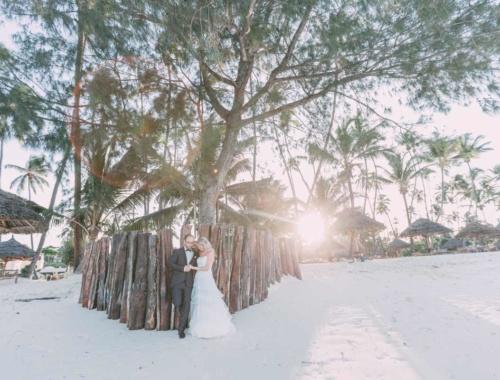 Eine traumhafte Hochzeit unter Palmen auf Sansibar