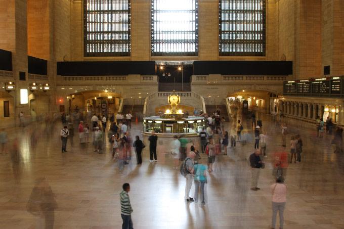 Grand Central Terminal / Station Bild 2