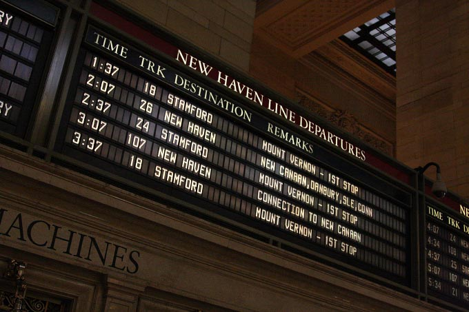 Grand Central Terminal / Station Bild 4