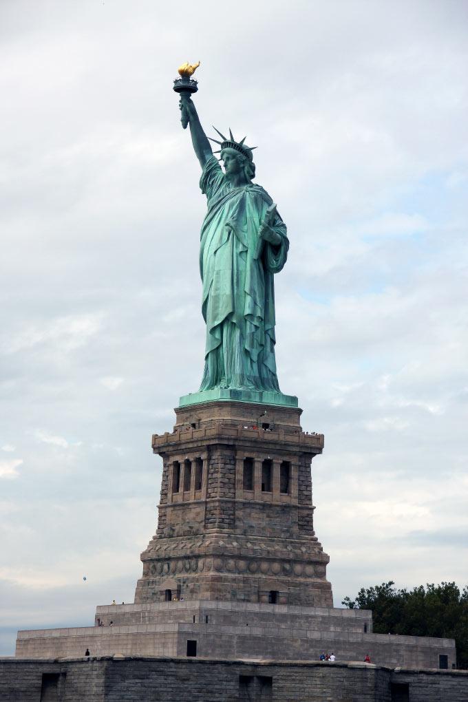Statue of Liberty Bild 2