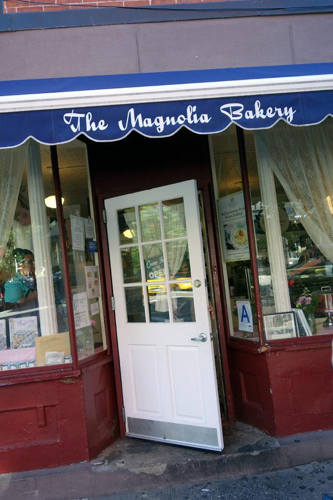 The Magnolia Backery