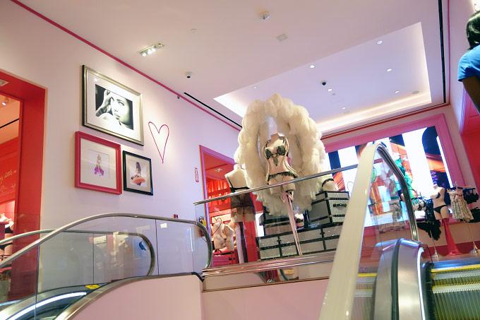 Victorias Secret in New York City Bild 3