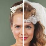 Brautfrisuren: Ein Überblick von 1960 bis heute