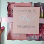 Eine hübsche Geschenkbox für die Brautjungfern / Braidesmaid zusammenstellen