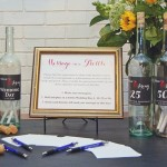 35 Alternativen zum normalen Gästebuch bei der Hochzeit