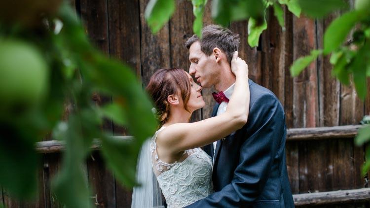 Die DIY Vintage Hochzeit von Sandra und Thomas