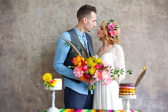 Was ist eigentlich eine BoHo-Hochzeit Bild 5