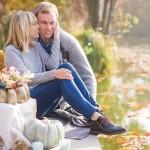 Wenn eine Hochzeitsplanerin ein Engagement-Shooting macht