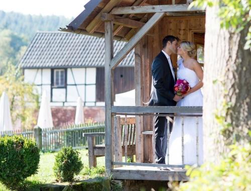 Ein romantisch-herbstliches Styled Shooting in der Holzmühle
