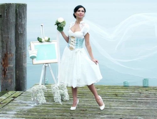 Styled Shooting Bavaria meets Nordsee Hochzeit